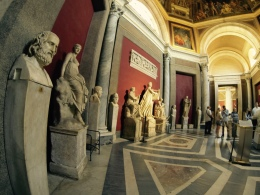 The Hall of Muses.