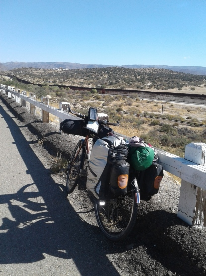 Discovering the border wall in Jacumba, California.